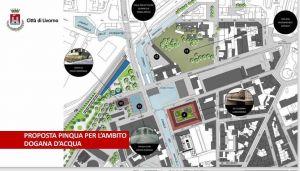 Progetti bando PINQuA, oltre 40 milioni per riqualificare Livorno