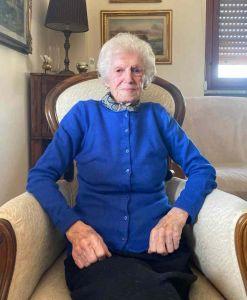 centenaria lilia alduina pacciardi