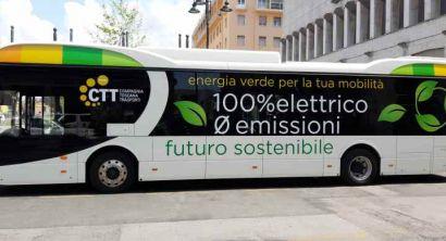 il primo bus elettrico a Livorno (3)