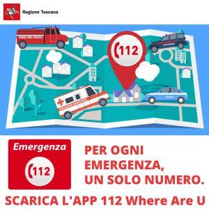 numero emergenza unico 112