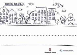 """AC Livorno promuove la campagna """"Disegna la tua strada sicura"""""""