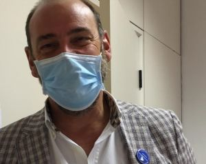 Il direttore del dipartimento infermieristico ostetrico Mirco Gregorini