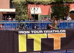 Iron Tour Elba A Porto Azzurro il riscatto della Peroncini