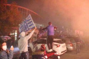 Pielle Livorno è serie B! La gioia dei tifosi (Foto)
