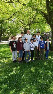5 medaglie per i ragazzi del Livorno Scacchi al campionato toscano
