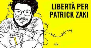 Rosignano, cittadinanza onoraria a Patrick George Zaki