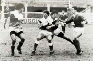 Rugby, Riccardo Frittelli allo stadio Armando Picchi