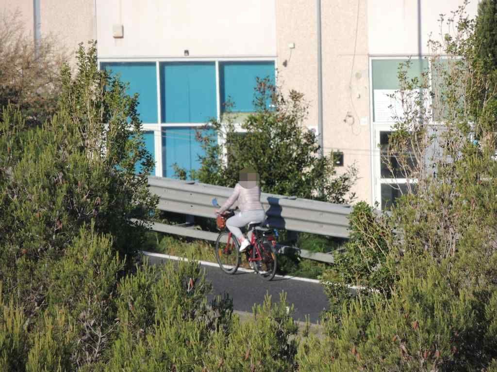 """Variante, """"Tutti i giorni c'è chi ci passa in bici o monopattiino"""""""
