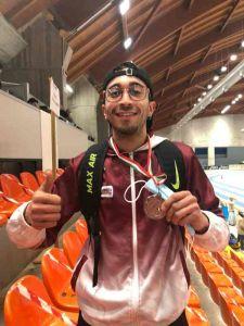 Atletica, vola Chaboun al meeting di Savona 7,76 nel lungo