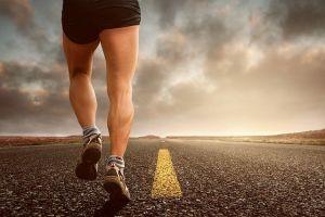 corsa gambe jogging podismo maratona