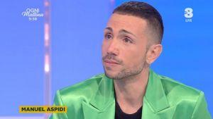 """Manuel Aspidi (ex di Amici) fa coming out in TV: """"Sono gay"""""""
