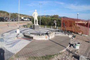 Monumento al Marinaio, iniziati i lavori di restauro