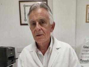 Alessandro Dini  direttore del Dipartimento di Medicina generale della AUSL Toscana nord ovest
