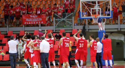 Basket Libertas – Piacenza 18