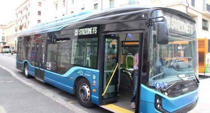 CTT Nord e IVECO Bus nuovo autobus elettrico IVECO E-Way (7)