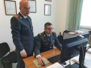 LGT CS GHERARDI Alessandro  -    Mar. A. PERROTTA Gianluca    in forza alla Tenenza di Cecina