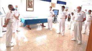 La Guardia Costiera di Livorno festeggia la Giornata della Marina 2021