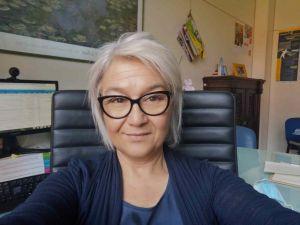 Laura Brizzi, direttore dei Servizi sociali dell'AUSL Toscana nord ovest