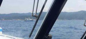 Pesca a strascico sotto costa a Calafuria, la Guardia Costiera sequestra la rete