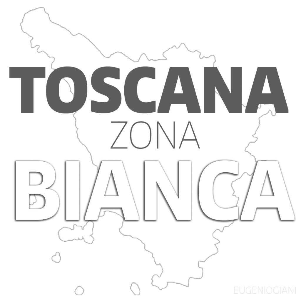 Toscana zona bianca