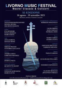 XI edizione del Livorno Music Festival