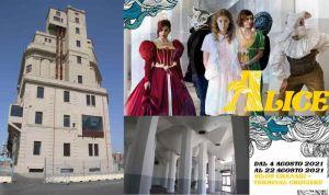 """""""ALICE"""" sarà Il primo evento in programma nel nuovo Silos Granario di Livorno"""
