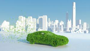 auto verde mobilità sostenibile ambiente