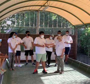 """""""ScopriAmo…Insieme, Sportiva…Mente"""", nuovi sport per il progettodi integrazione per disabili intellettivi"""