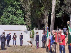 Polizia di Stato, cerimonia commemorativa a Nugola per i martiri della furia nazifascista
