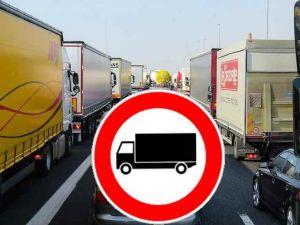 divieto camion
