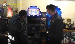 guardia di finanza slot machine