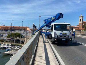 Ultim'ora: Già riaperto il Ponte di Santa Trinita