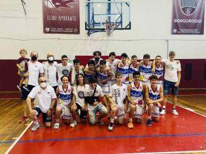 L'Us Pediatrica Livorno batte la Mens Sana Siena e vince il titolo regionale Under 15 eccellenza