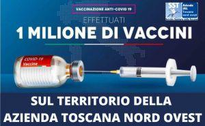 1 milione di vaccini