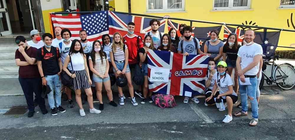 High School Campus – La prima volta del Vespucci-Colombo con agora'