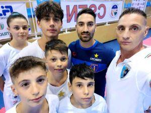 Karate, Eukamp Coni ad Amalfi per i giovani di Asd Esercito