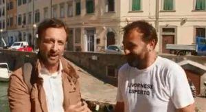 Video promo di Effetto Venezia, Perini Scenette da vernacolo per deridere i residenti brontoloni