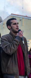 Vittorio Cateni, coordinartore nazionale di Potere al Popolo