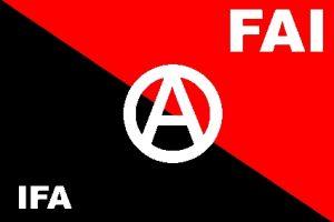 federazione anarchica livornese logo