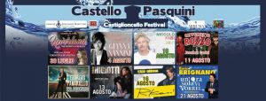 Al via il Castiglioncello Festival nel parco del castello Pasquini