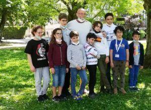 7 livornesi al campionato italiano giovanile di scacchi