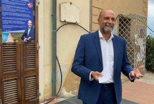 Davide Lera candidato sindaco alle amministrative di San Vincenzo