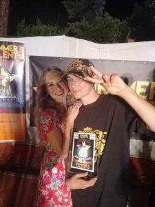 Edoardo Frau e Michela Basile si aggiudicano la terza tappa del Summer Talent Show