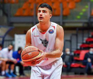Basket mercato: Filippo Paoli, un tiratore under per la Pielle