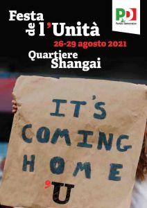 Festa dell'Unità, Il PD torna a casa nel quartiere Shangai