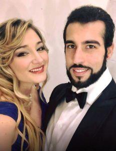Maria Luisa Lattante e Enrico Terrone