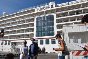 Porto campagna vaccinale a bordo delle navi, 108 marittimi vaccinati