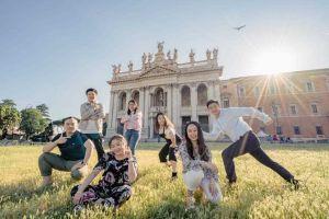 Stelle della lirica cinese sotto il cielo di Livorno