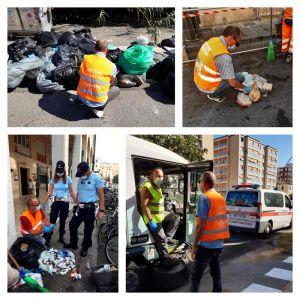 """Salvetti: """"Aamps rilancia i servizi al cittadino, l'abbandono di rifiuti non può essere tollerato"""""""