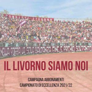US Livorno, 2500 abbonamenti in vendita. I prezzi